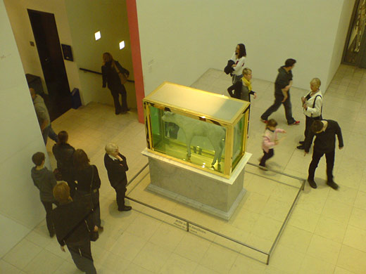 Damien Hirst - False Idol