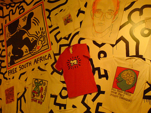 Keith Haring - Pop Shop